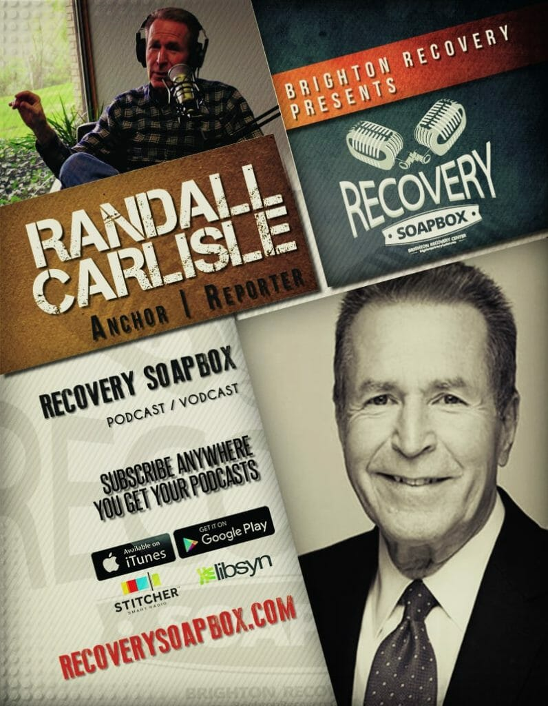 rehab center in utah podcast with Randall Carlisle