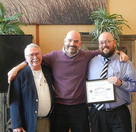 rehab center in Utah receives patriot award