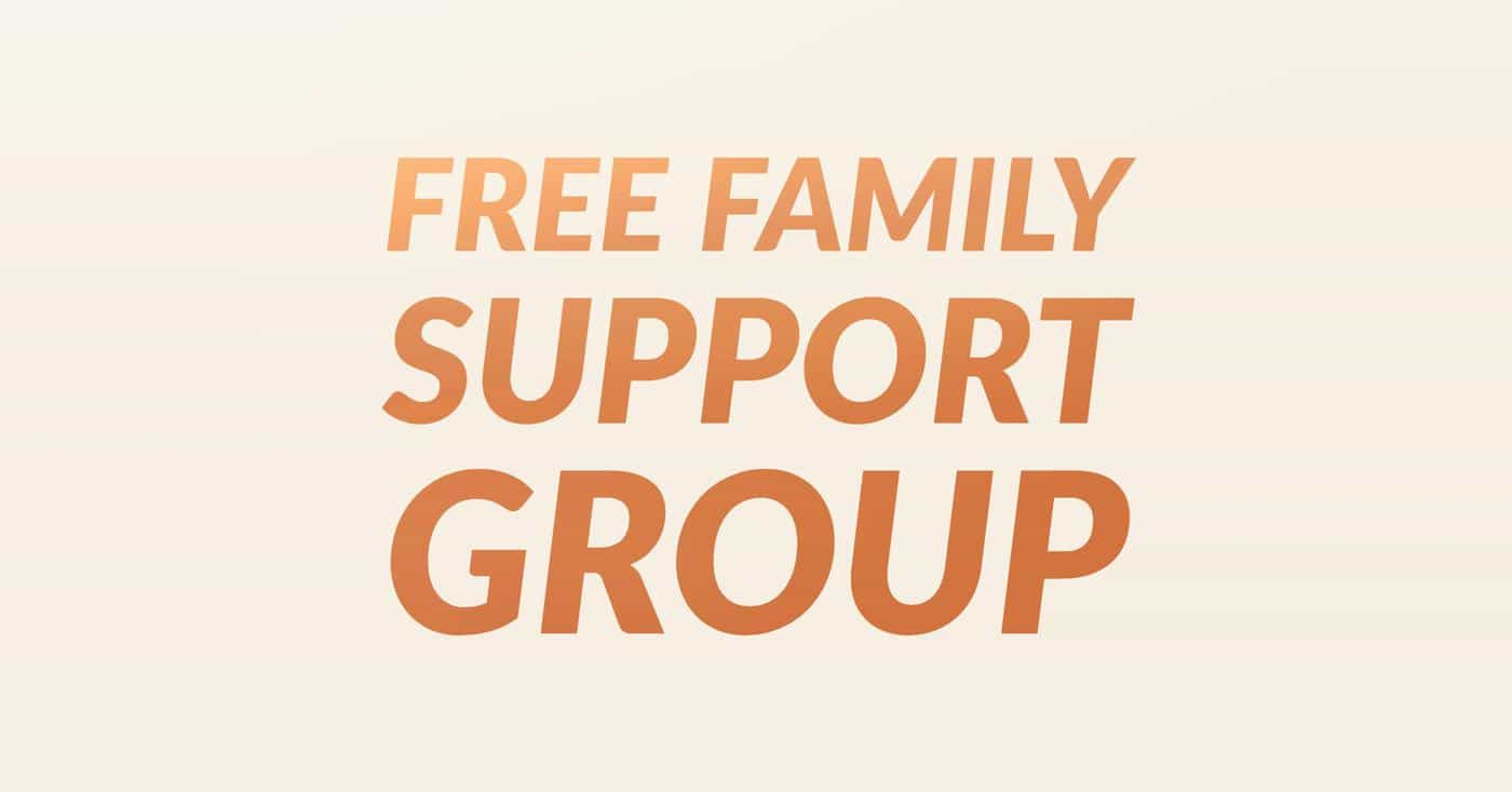 free family support group