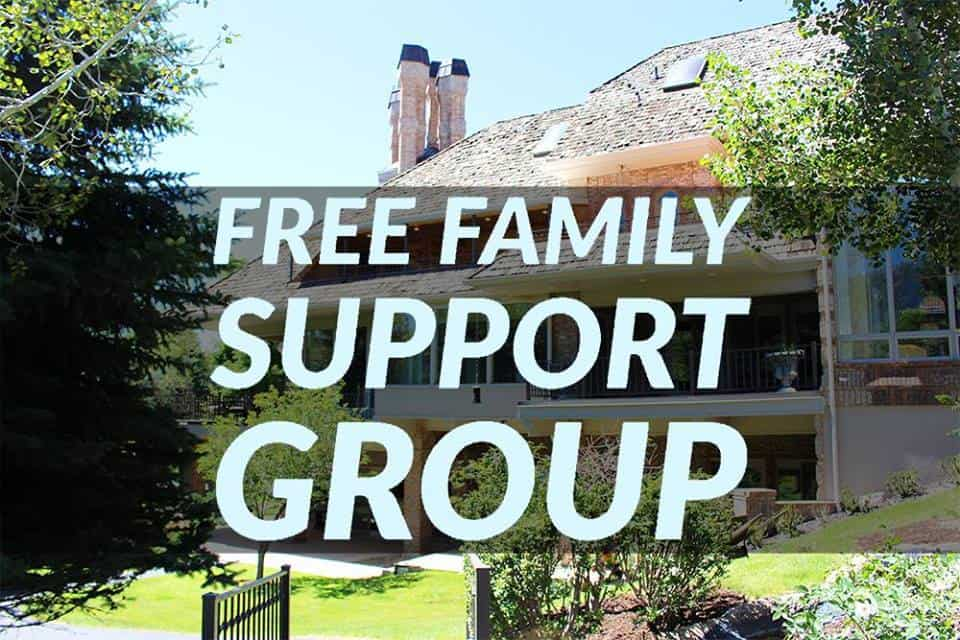 free family support group addiction