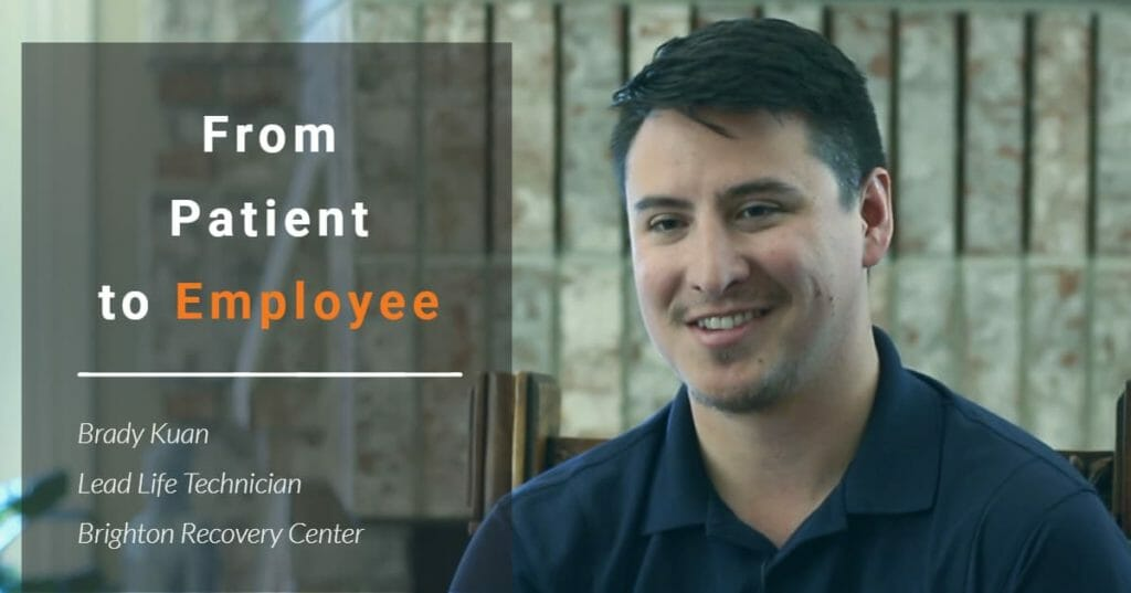 patient to employee addiction recovery