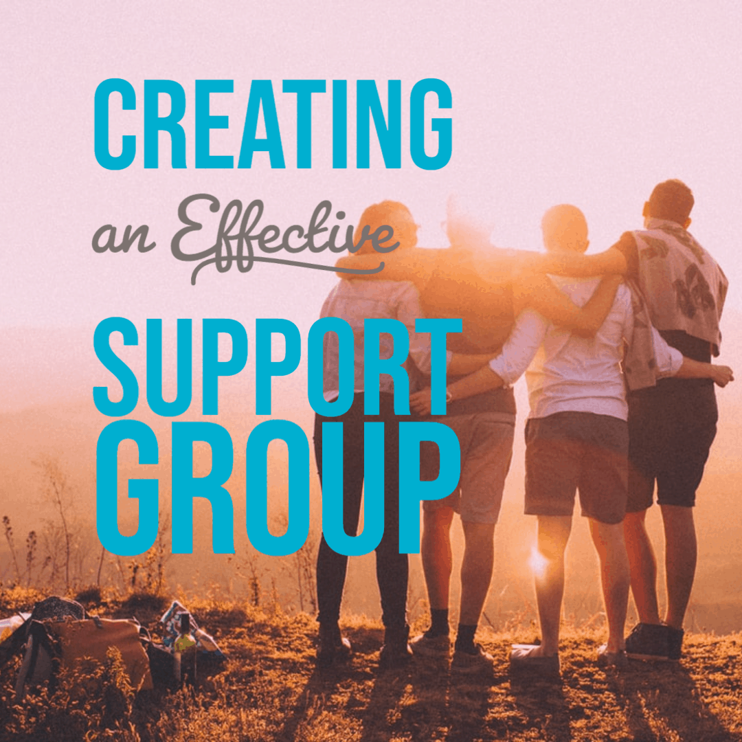 effective support group