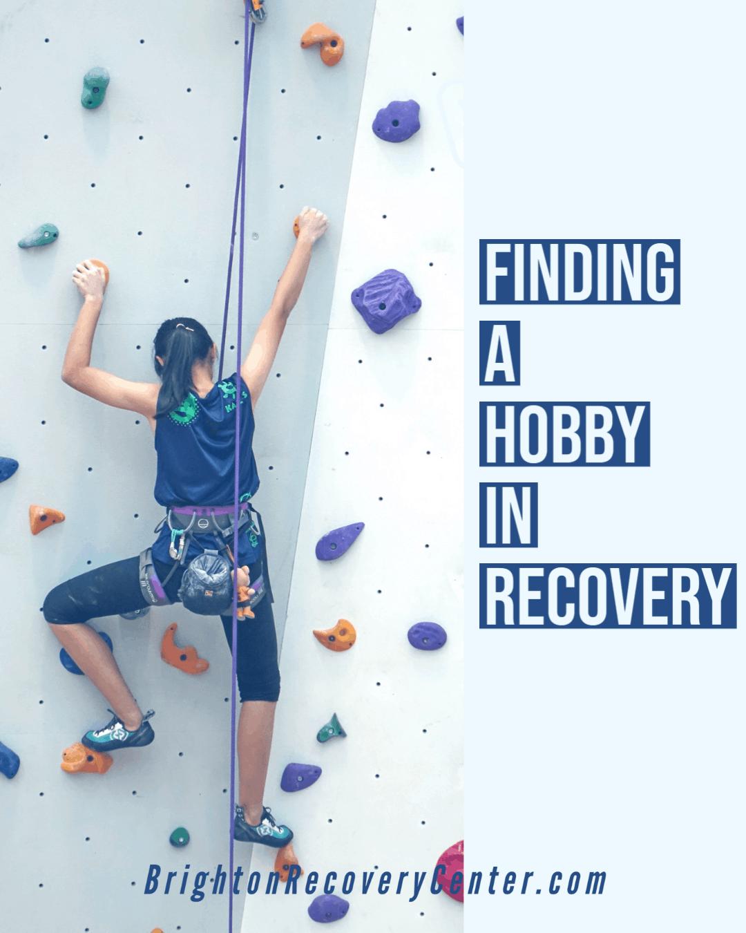 hobby in addiction