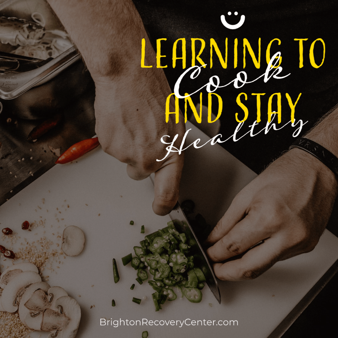 Learning to Cook and Stay Healthy