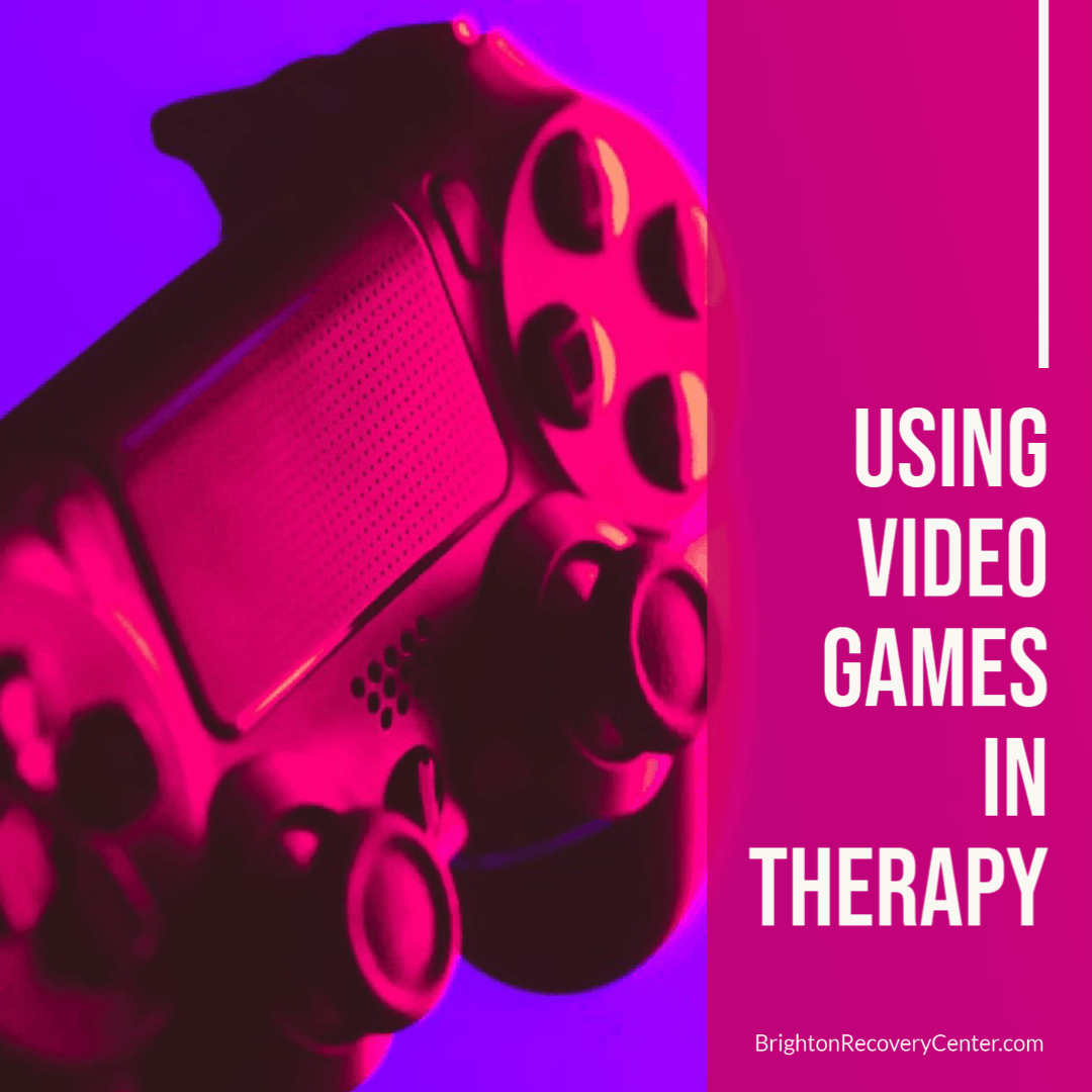 video games in therapy