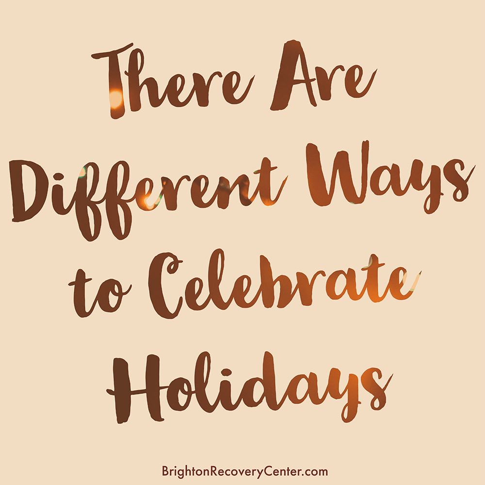 There Are Different Way to Celebrate Holidays (2)